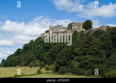 dh  STIRLING STIRLINGSHIRE Stirling Castle Scotland