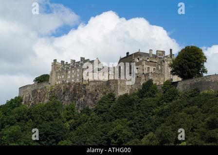 dh Stirling Castle STIRLING STIRLINGSHIRE Scottish castles historic historical sites Scotland