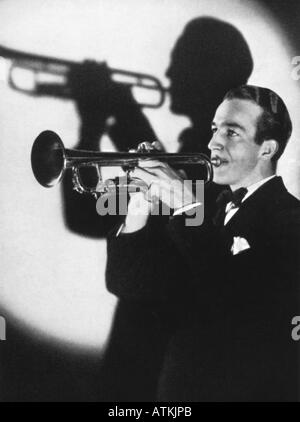 HARRY JAMES  US band leader and trumpet player 1916 to 1983 - Stock Photo