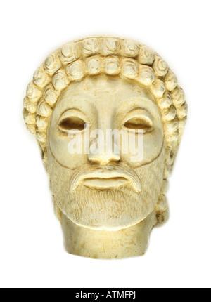 Zeus King of the Gods - Stock Photo