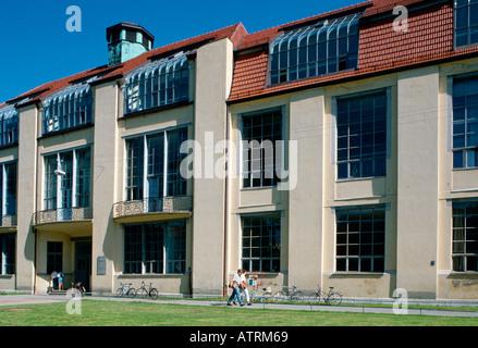 Bauhaus University / Weimar - Stock Photo