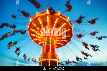 Amusement Parks - Stock Photo