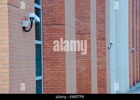 CCTV Cameras - Stock Photo