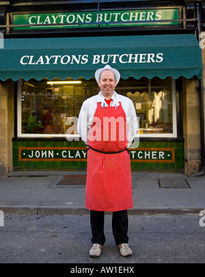 Traditional British Butcher Claytons Views Around Bowness