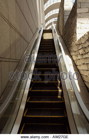Escalator - Stock Photo