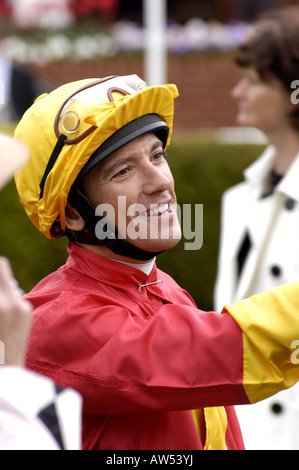 Frankie Dettori - Stock Photo