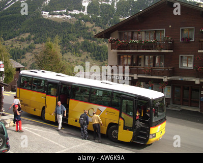 AJD46921, Switzerland, Europe, valais, wallis, Val d'Anniviers, Grimentz - Stock Photo