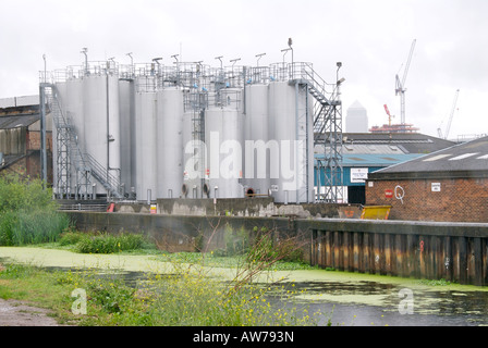 Olympic site on City Mill river - Stock Photo