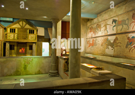 Hull and East Riding Museum Yorkshire England - Stock Photo