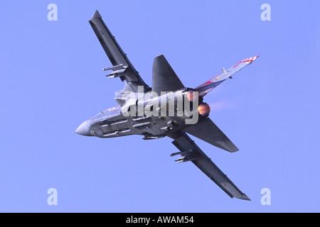 Panavia Tornado F3 jet fighter - Stock Photo