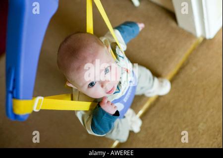 Baby Bouncer Stock Photo: 91519995 - Alamy