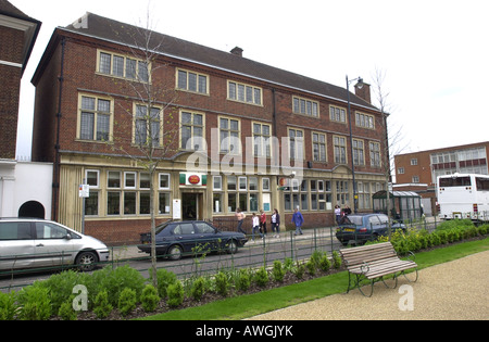Art Deco Style Main Building Of The Former Nestle Factory Design By Stock Photo 50362109 Alamy