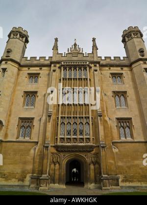 The New Court, St John's College, Cambridge, England, UK