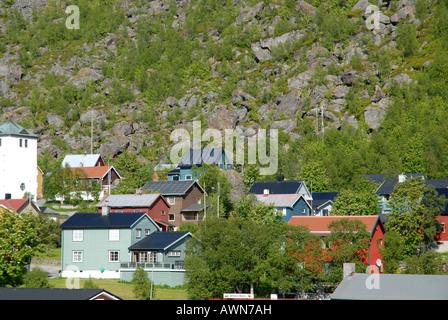 Oksfjord - Stock Photo