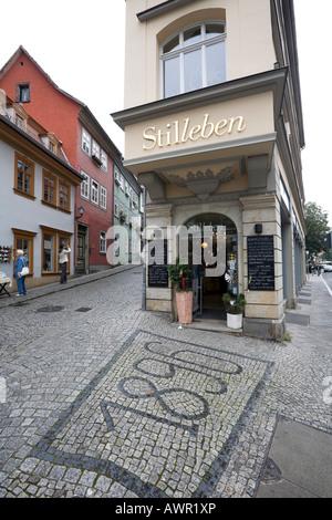 Stilleben Erfurt erfurt kraemerbruecke stock photo royalty free image 22257816 alamy