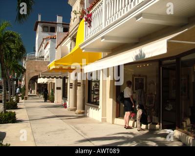 AJD39006, Palm Beach, FL, Florida - Stock Photo