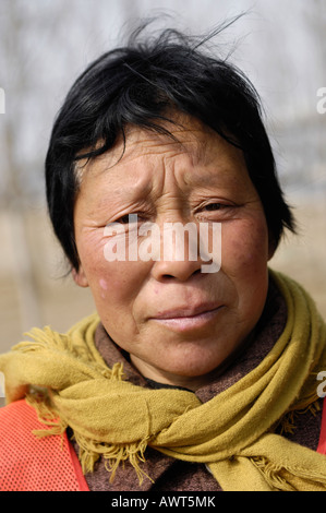 Portrait of a Chinese woman. 14-Mar-2008 - Stock Photo