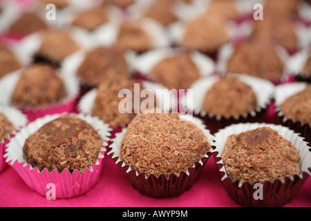 Truffles - Stock Photo