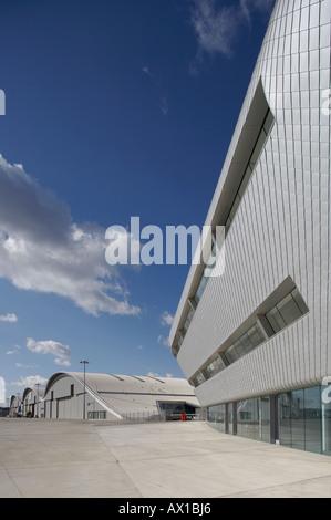 TAG AVIATION AIRPORT, FARNBOROUGH, UK - Stock Photo