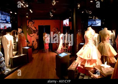 Museo del baile flamenco Sevilla, Museum, Andalucia, Spain - Stock Photo