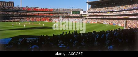 Melbourne Cricket Ground (MCG), Boxing Day Test Match, Ashes Series,  Melbourne,  ,  Victoria, Australia, - Stock Photo