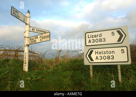 Cury near Helston Cornwall England GB UK 2008 - Stock Photo