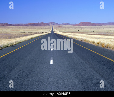 The N14 road in South Africa's Northern Cape province.