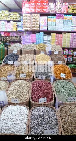 Shop in Souq Waqif, Doha, Qatar - Stock Photo