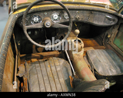 austin healey sprite mark 1 a classic british sports car built from stock photo 147637379 alamy. Black Bedroom Furniture Sets. Home Design Ideas