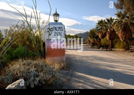 Joshua Tree Inn - 29 Palms California Stock Photo: 186297680