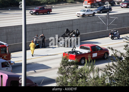 Motorcycle Accident 134 Freeway Today