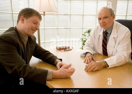 Pharmaceutical Sales Representative Stock Photo 68401097 Alamy