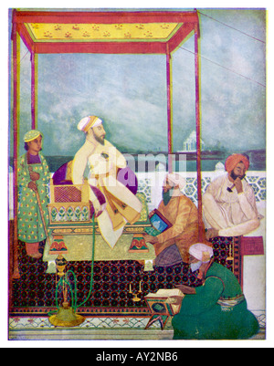 Shah Jahan I Four Arts - Stock Photo