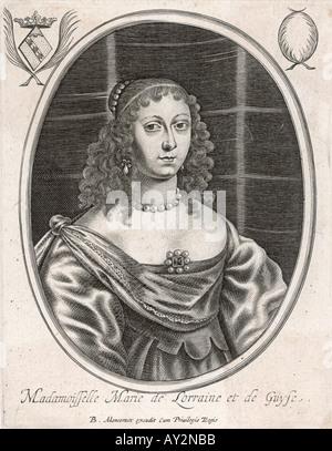 Mlle Marie De Guise - Stock Photo