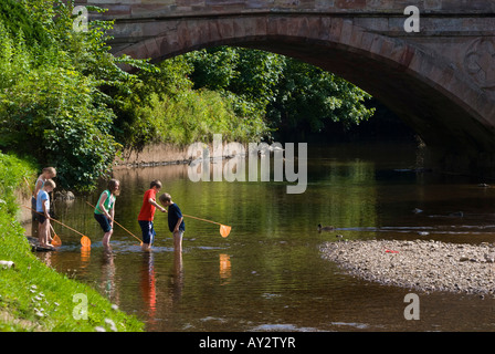 UK England cumbria appleby - Stock Photo