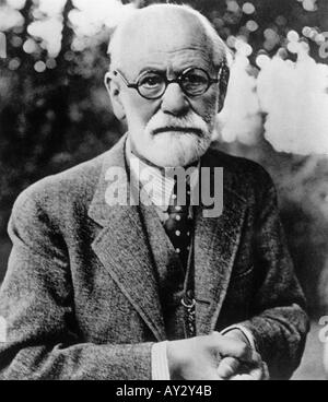 Sigmund Freud 1939 34 - Stock Photo