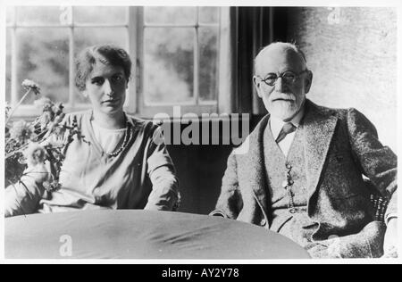 Freud Anna 1928 49 - Stock Photo