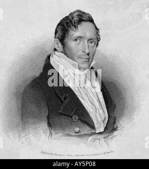 Thomas Stamford Raffles - Stock Photo