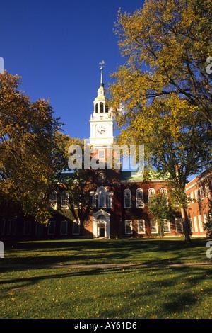 Dartmouth College Hanover New Hampshire - Stock Photo