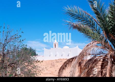 Tunisia The South Jebel Dahar Region Matmata - Stock Photo