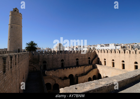 The Ribat, Sousse, Tunisia - Stock Photo