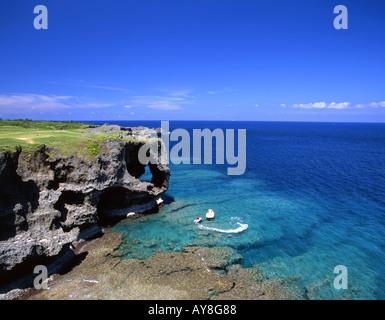 Onna, Okinawa, Japan Stock Photo, Royalty Free Image ...
