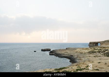 Malta, island of Gozo - Stock Photo
