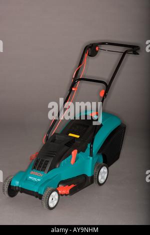 bosch rotak 40 lawnmower stock photo royalty free image 17038838 alamy. Black Bedroom Furniture Sets. Home Design Ideas