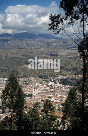 The city of Sucre - Stock Photo