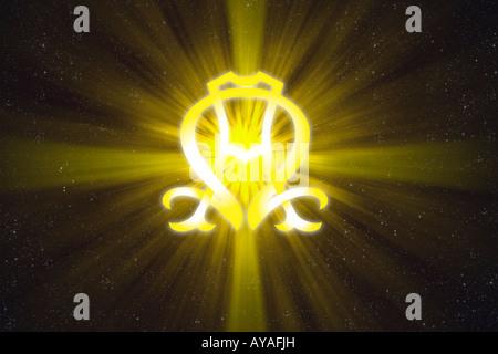 Alpha And Omega Symbol Stock Photo Royalty Free Image 17047240 Alamy
