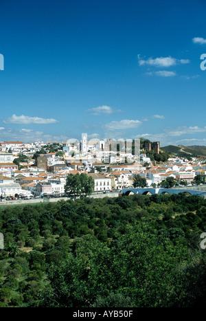 Silves Algarve Portugal - Stock Photo