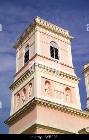 French Colonial Architecture Pondicherry South India Stock Photo Royalty F