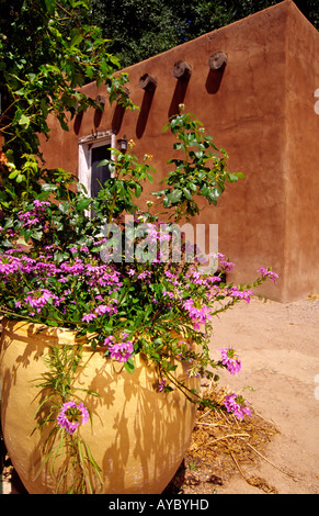 The Gardens Of Santa Fe New Mexico Offer A Constant