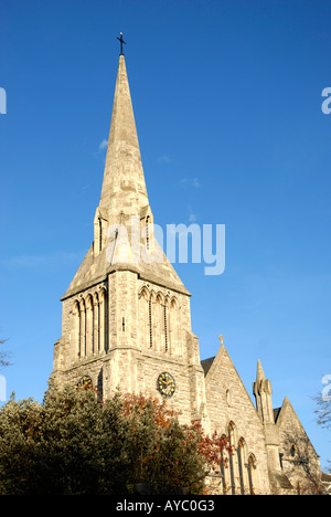 Parish Church of St Marks Regents Park London - Stock Photo